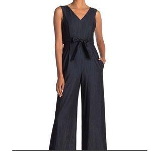 Calvin Klein Denim Jumpsuit